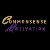 Commonsense Motivation Logo (Color2)